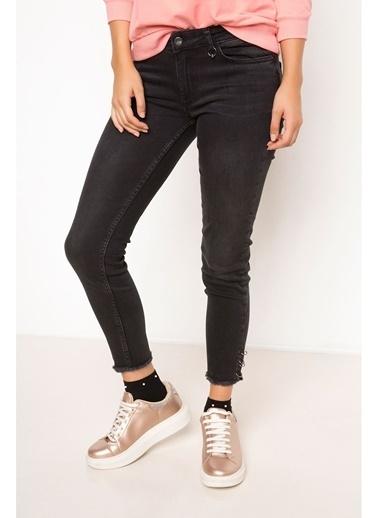 DeFacto Agata Süper Skinny Denim Pantolon Renkli